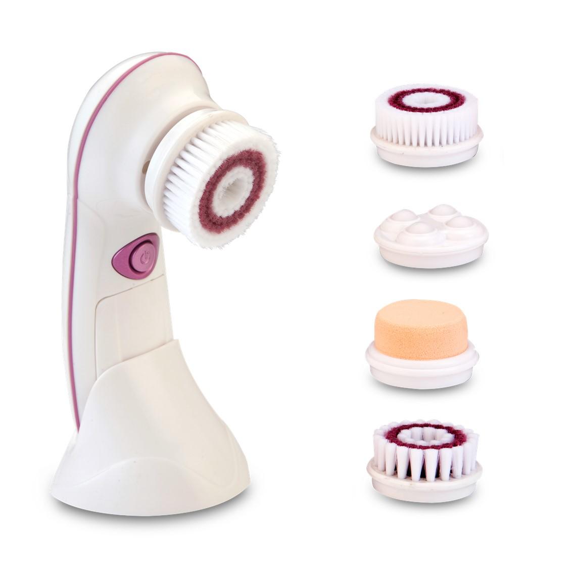 Escova de Limpeza Facial à Prova D\'ág...