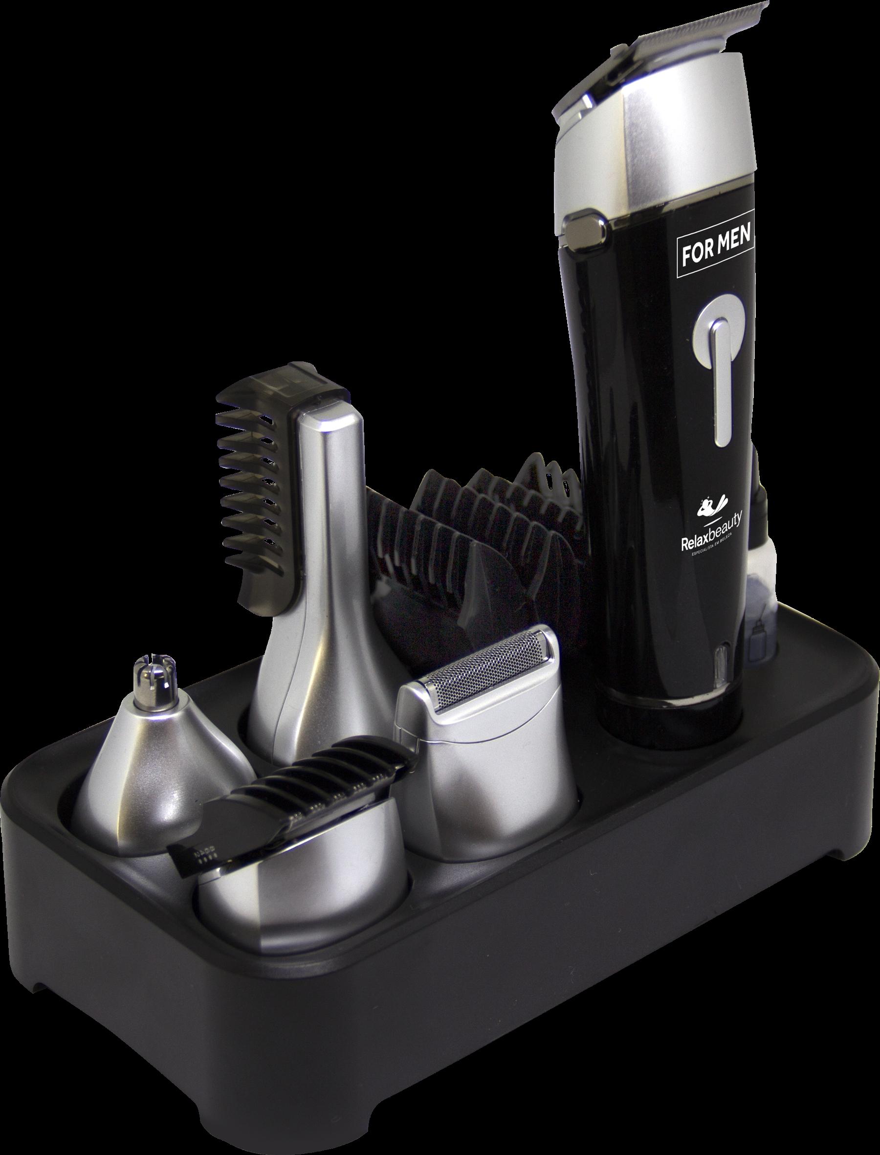 Barbeador Elétrico Á Prova D´água - Relax Multi Groom