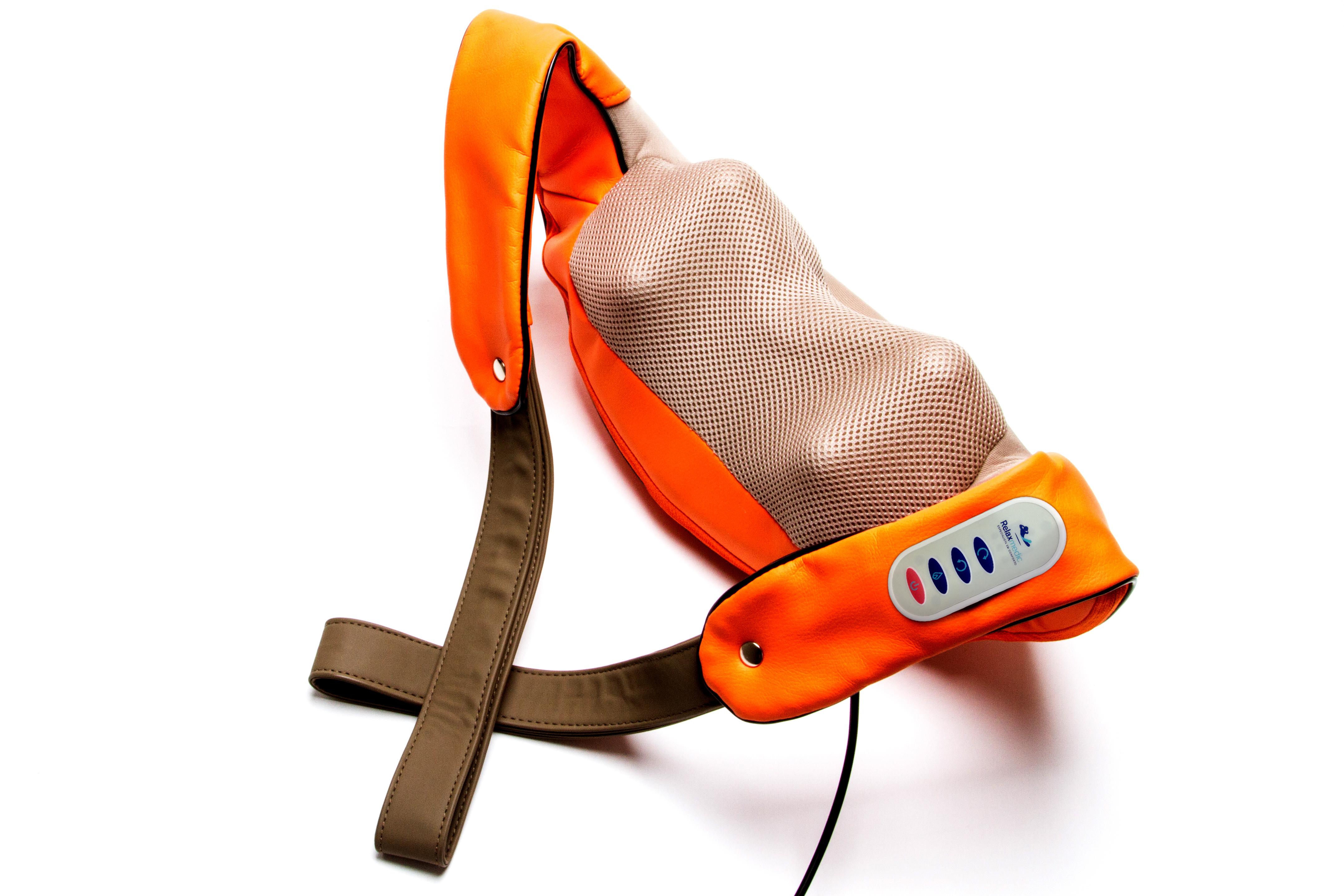 Massageador Shiatsu Neck Plus Com Aquecimento - Relaxmedic