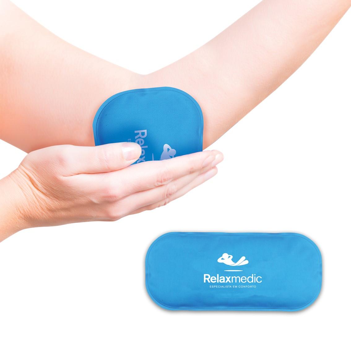 Bolsa Gel Térmica para Compressa Quente Frio Dor Relaxmedic