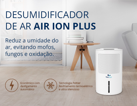 Desumidificador Air Ion - mobile