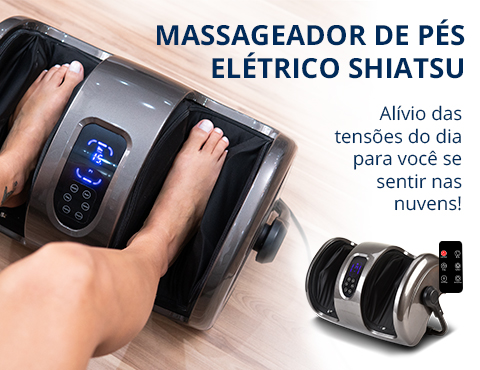 Massageador Foot