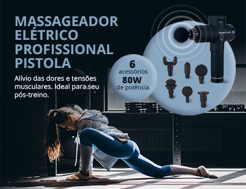 Massageador Pistola